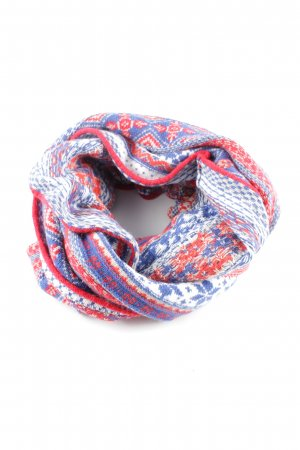 H&M L.O.G.G. Snood grafisch patroon casual uitstraling