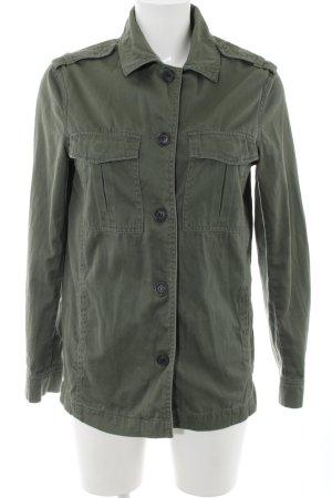 H&M L.O.G.G. Safarijacke khaki Casual-Look
