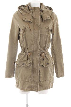 H&M L.O.G.G. Safari jack bruin casual uitstraling