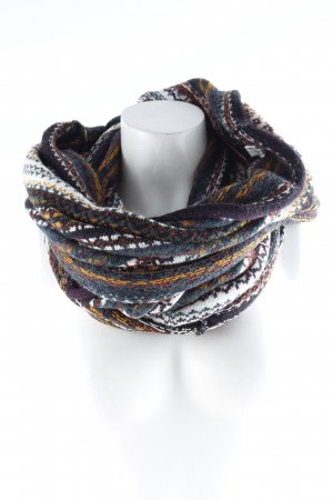 H&M L.O.G.G. Tube Scarf multicolored mixture fibre
