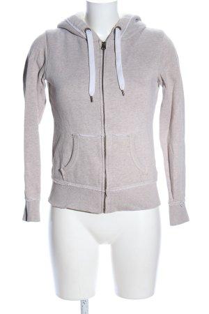H&M L.O.G.G. Veste chemise blanc cassé moucheté style décontracté