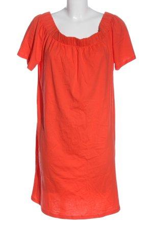 H&M L.O.G.G. Shirtkleid rot Casual-Look