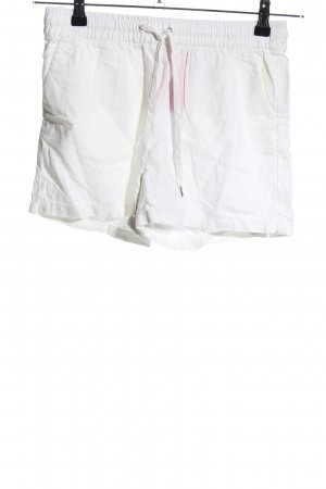 H&M L.O.G.G. Shorts weiß Casual-Look