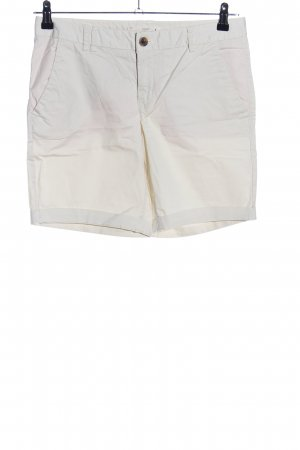 H&M L.O.G.G. Shorts wollweiß Casual-Look