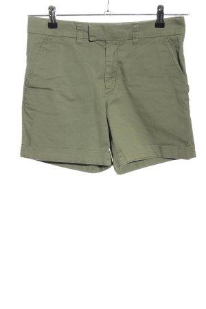 H&M L.O.G.G. Shorts khaki Casual-Look