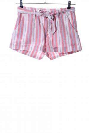 H&M L.O.G.G. Shorts Streifenmuster Casual-Look