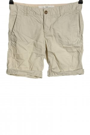 H&M L.O.G.G. Shorts wollweiß Casual-Look