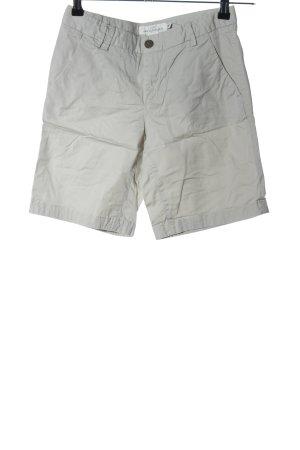 H&M L.O.G.G. Shorts hellgrau Casual-Look