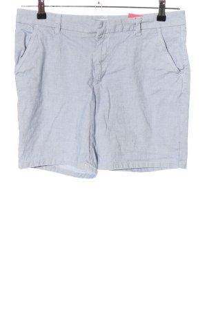 H&M L.O.G.G. Shorts blau Casual-Look
