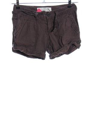 H&M L.O.G.G. Shorts braun Casual-Look