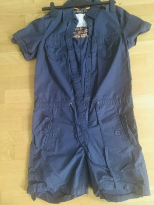 H&M/L.O.G.G. Shorts-overall/Jumpsuit