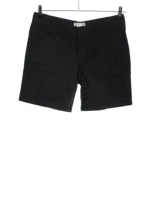 H&M L.O.G.G. Shorts schwarz Casual-Look