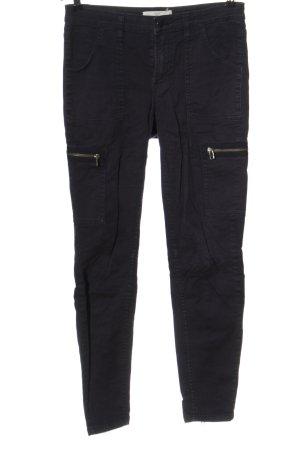 H&M L.O.G.G. Skinny Jeans blau Elegant