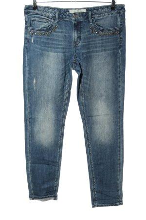 H&M L.O.G.G. Jeans slim fit blu stile casual