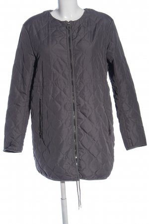 H&M L.O.G.G. Quilted Jacket light grey quilting pattern casual look