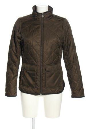 H&M L.O.G.G. Giubbotto trapuntato marrone motivo trapuntato stile casual