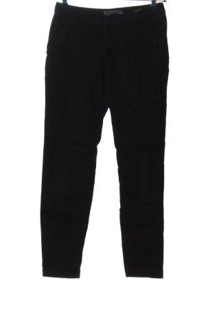 H&M L.O.G.G. Straight-Leg Jeans schwarz Casual-Look