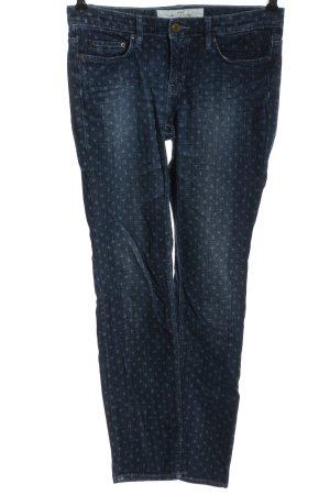 H&M L.O.G.G. Jeansy z prostymi nogawkami niebieski Na całej powierzchni