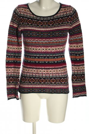 H&M L.O.G.G. Strickpullover Mustermix Casual-Look