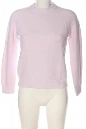 H&M L.O.G.G. Strickpullover pink Casual-Look