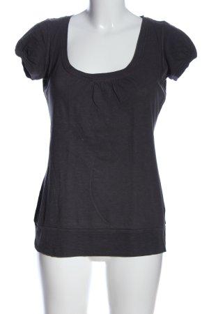 H&M L.O.G.G. T-shirts en mailles tricotées brun style décontracté