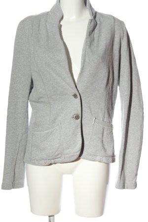 H&M L.O.G.G. Blazer sweat gris clair style décontracté