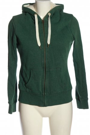 H&M L.O.G.G. Giacca fitness verde stile casual