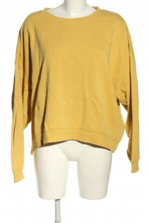H&M L.O.G.G. Sweatshirt hellorange Casual-Look
