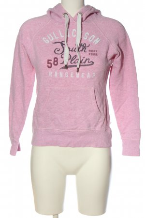 H&M L.O.G.G. Sweatshirt pink meliert Casual-Look