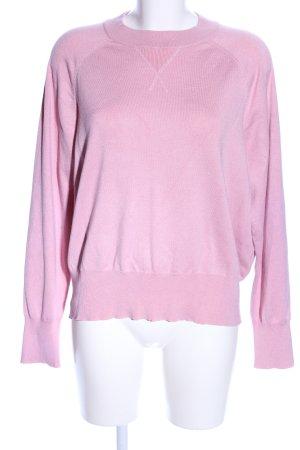 H&M L.O.G.G. Sweatshirt pink Casual-Look