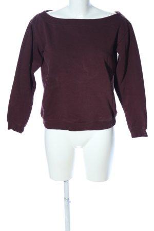 H&M L.O.G.G. Sweatshirt braun Casual-Look