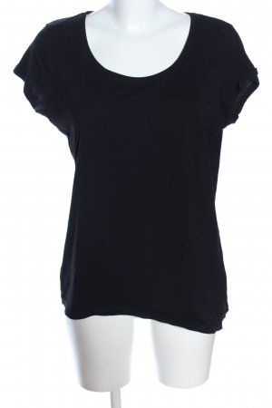 H&M L.O.G.G. T-Shirt schwarz Casual-Look