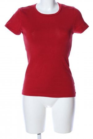 H&M L.O.G.G. T-Shirt rot Casual-Look