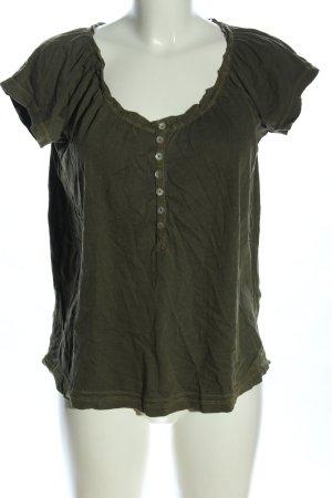 H&M L.O.G.G. T-Shirt khaki Casual-Look