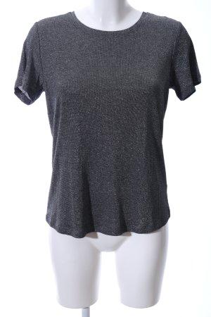 H&M L.O.G.G. T-Shirt hellgrau Casual-Look