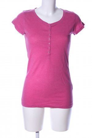 H&M L.O.G.G. T-Shirt pink Casual-Look