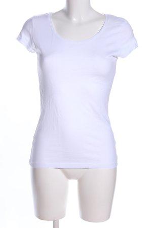 H&M L.O.G.G. T-Shirt weiß Casual-Look
