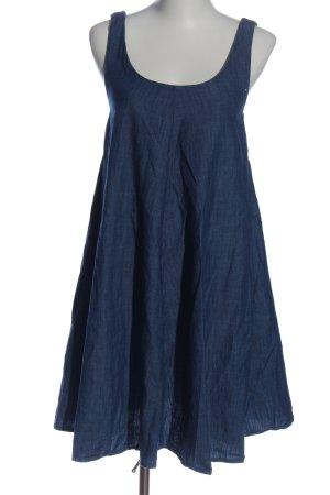 H&M L.O.G.G. Trägerkleid blau Casual-Look