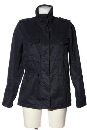 H&M L.O.G.G. Übergangsjacke schwarz Casual-Look
