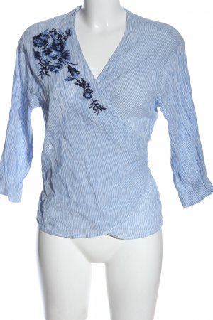 H&M L.O.G.G. Wickel-Bluse Allover-Druck Casual-Look