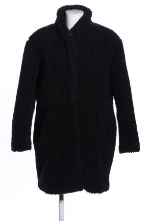 H&M L.O.G.G. Wintermantel schwarz Casual-Look