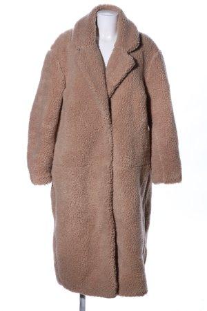 H&M L.O.G.G. Płaszcz zimowy w kolorze białej wełny W stylu biznesowym