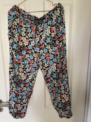 H&M Harem Pants multicolored polyester