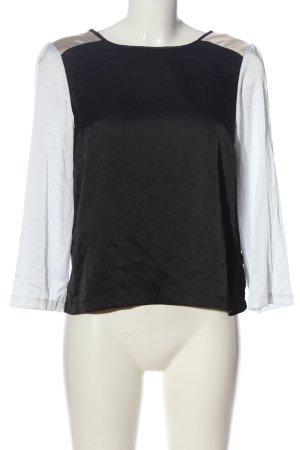 H&M Langarm-Bluse mehrfarbig Casual-Look