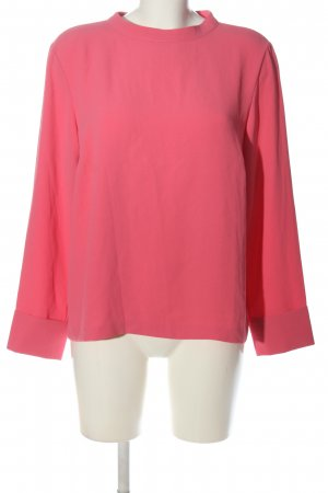 H&M Langarm-Bluse pink Casual-Look