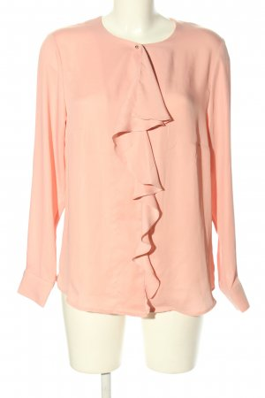 H&M Long Sleeve Blouse pink business style