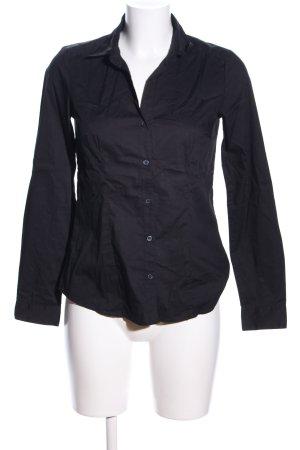 H&M Long Sleeve Shirt black business style