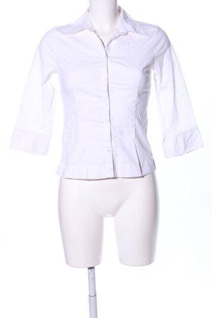 H&M Camicia a maniche lunghe bianco stile professionale