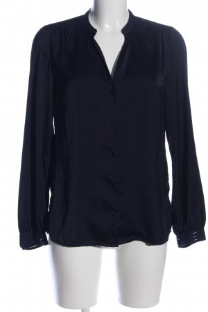 H&M Long Sleeve Shirt blue business style
