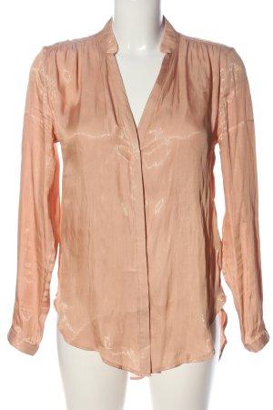 H&M Langarmhemd nude Business-Look